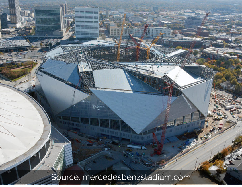 Hvs hvs market pulse atlanta ga for Mercedes benz stadium atlanta hotels