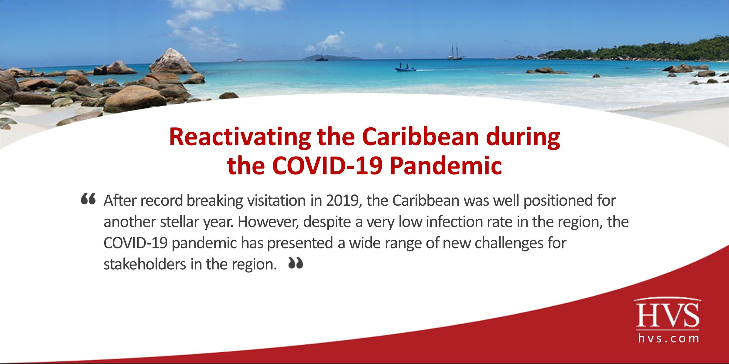 Reactivating the Caribbean during the COVID-19 Pandemic