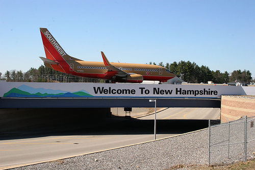 Hvs Manchester Boston Regional Airport Expansion Serves