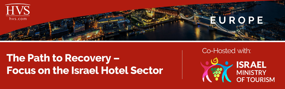 Hotel Webinar: The Path to Recovery - Focus on the Israel Hotel Sector